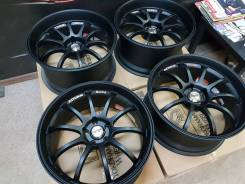 "Advan Racing RS-D. 9.5/10.5x20"", 5x114.30, ET40/20, ЦО 73,0 мм."