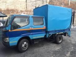 Hino Dutro. Грузовик 4ВД, двухкабинник с апрелю Toyota HINO Dutro (Double Cabin), 4 000 куб. см., 2 000 кг.