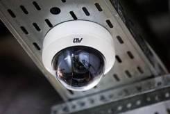 Монтаж охрано-пожарной сигнализации, видеонаблюдения ОПС в Спасске-Дал