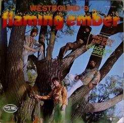 "Винил Flaming Ember ""Westbound #9"" 1970 USA"