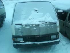 Nissan Urvan. TD27
