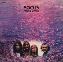 "Винил Focus ""Moving waves"" 1971 USA"