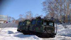 Hagglunds BV-206. Продаётся вездеход Haegglunds bv 206 (лось), 4 600 куб. см.