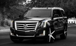 Cadillac Escalade. автомат, 4wd, 6.2 (409л.с.), бензин, 6тыс. км. Под заказ