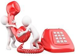 IP телефония, ВАТС, красивые городские номера и 8-800, amoCRM