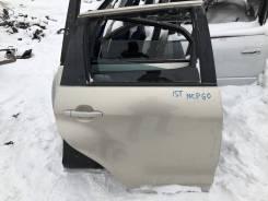 Дверь правая задняя Toyota ist, NCP61 NCP60