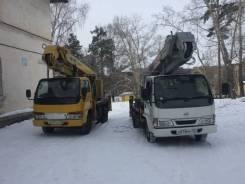 Услуги автовышки 17 метров
