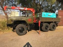 Урал 4320. , 14 850 куб. см., 10 000 кг.