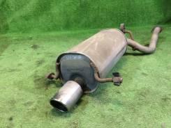 Глушитель. Subaru Legacy, BD5 Двигатель EJ20H