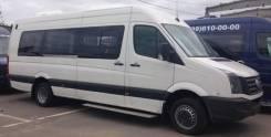 """Volkswagen Crafter. Продаётся автобус от компании ООО """"САФ Тракс"""", 2 000 куб. см., 19 мест"""