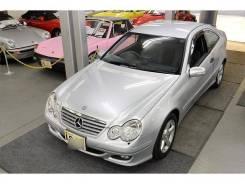 Mercedes-Benz C-Class. автомат, задний, 1.8, бензин, 22 000 тыс. км, б/п, нет птс. Под заказ