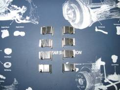 Колодка тормозная. Toyota Cami, J100E, J102E, J122E Toyota Rush, J200, J200E, J210, J210E Daihatsu Terios, J122G, J100G, J102G Daihatsu Be-Go, J210G...