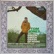 "Винил Tom Jones ""Green, green grass of home"" 1967 England"