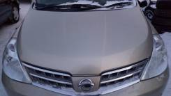 Капот. Nissan Tiida Latio, SC11