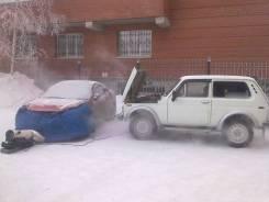 Отогрев автомобиля в Томске! Оплата за результат