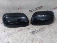 Накладка на зеркало. Toyota Caldina, ST210G, CT216G, AT211G, ST215W, ST215G Двигатели: 3SGE, 3CTE, 7AFE, 3SFE, 3SGTE