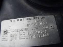 МКПП Subaru Legacy BL BP TY757Vbaab