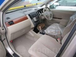 Сиденье. Nissan Tiida Latio, SC11