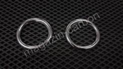 Накладка на фару. Toyota C-HR, NGX10, NGX50, ZYX10 Двигатели: 2ZRFXE, 3ZRFAE, 8NRFTS