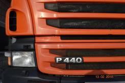 Scania P440. , 13 000 куб. см., 25 000 кг.