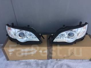 Фара. Subaru Legacy, BM, BR9 Двигатели: EJ20, EJ25