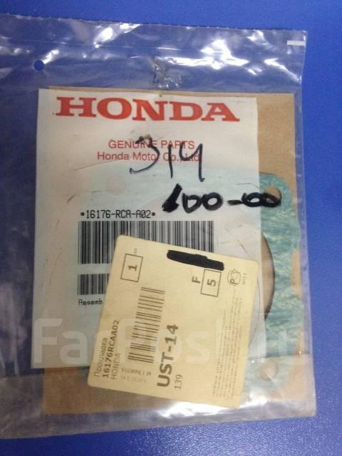 Прокладка дроссельной заслонки. Honda: Elysion, MR-V, Accord, Odyssey, Legend, Pilot, Inspire, MDX, S2000 Двигатели: J30A, J35A, J35A6, J35A9, J30A4...