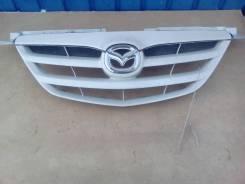 Решетка радиатора. Mazda MPV, LW5W