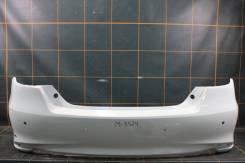 Бампер задний - Toyota Camry XV50 (2014-18гг)