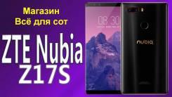 ZTE Nubia Z17S. Новый, 64 Гб, NFC