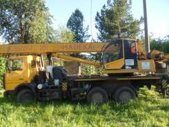 Машека КС-55727. Машека КС 55727-7-12 на шасси МАЗ, 11 150 куб. см., 25 000 кг., 28 м.