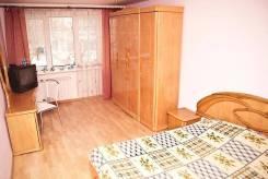 2-комнатная, улица Бестужева 23. Эгершельд, частное лицо, 46 кв.м. Вторая фотография комнаты