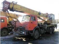 Ивановец КС-45717К-1. Автокран Ивановец КС 45717К-1, 25 000 кг., 21 м.