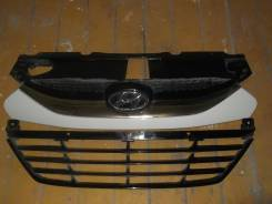 Решетка радиатора. Hyundai ix35, LM Hyundai Tucson Двигатели: D4HA, G4KD, G4NA