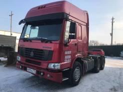 Howo Expo 6x4. Продаётся грузовик хово тягач 2012 года, 9 999 куб. см., 40 000 кг.