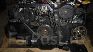 Двигатель в сборе. Subaru Forester, SG, SG5 Двигатель EJ202