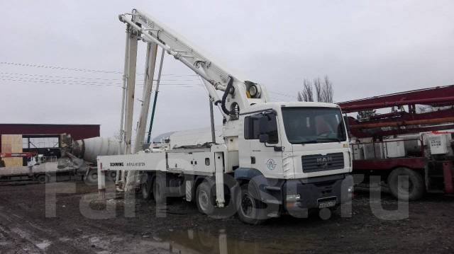 MAN TGA. MAN с бетононасосом Schwing S42X в Краснодаре а не