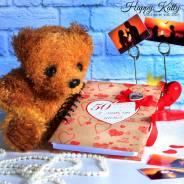 """Книга """"50 причин, почему я тебя люблю"""" подарок любимой на 8 марта. Под заказ"""