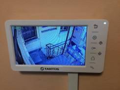Установка видеодомофонов. Замена устаревших вызывных панелей.