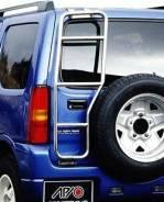 Лестница. Suzuki Jimny, JB23W, JB43 Двигатели: K6A, M13A. Под заказ
