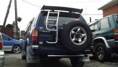 Лестница. Nissan Terrano, LR50, LUR50, LVR50, PR50, R50, RR50, TR50. Под заказ