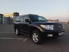 Toyota Land Cruiser 200. С водителем