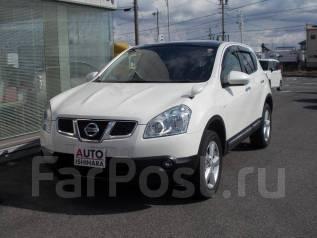 Nissan Dualis. вариатор, 4wd, 2.0, бензин, б/п. Под заказ