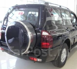 Колпаки запасного колеса. Mitsubishi Pajero. Под заказ