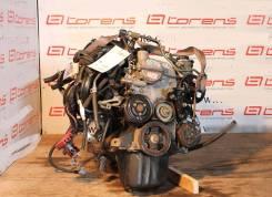 Двигатель в сборе. Toyota Platz, SCP11 Двигатель 1SZFE. Под заказ