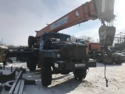 КАЗ. Автокран Урал Клинцы 25 тон, 11 150 куб. см., 25 000 кг., 24 м.