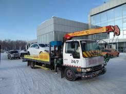 Toyota Dyna. Продается эвакуатор , 4 000 куб. см., 5 000 кг.