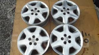 Toyota. 7.5x17, 5x114.30, ET45, ЦО 60,0мм.