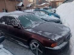 BMW 7-Series. E38, M52 B28TU 286S2 2 8