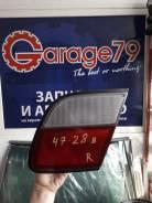 Вставка багажника. Nissan Pulsar, FN15, HN15, JN15, HNN15, EN15, SNN15, SN15, FNN15 Двигатели: GA15DE, SR18DE, SR16VE, GA16DE, CD20