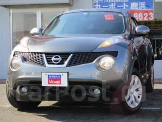Nissan Juke. вариатор, передний, 1.5 (117л.с.), бензин, б/п. Под заказ